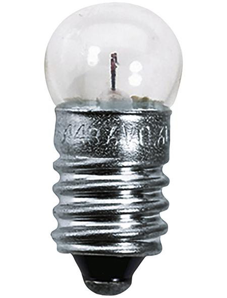 PROPHETE Glühlampen, für Fahrradrücklichter, Transparent, Glas