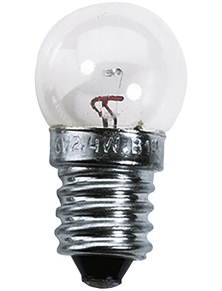 PROPHETE Glühlampen, für Fahrradscheinwerfer, Transparent, Glas