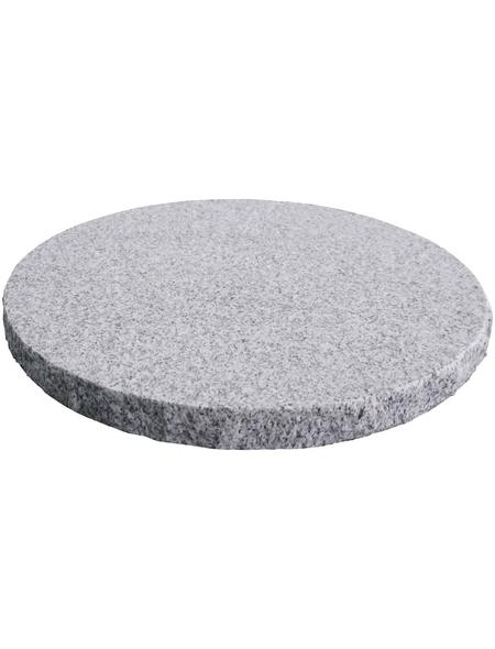 MR. GARDENER Granit-Trittplatte »Granit«, aus Naturstein