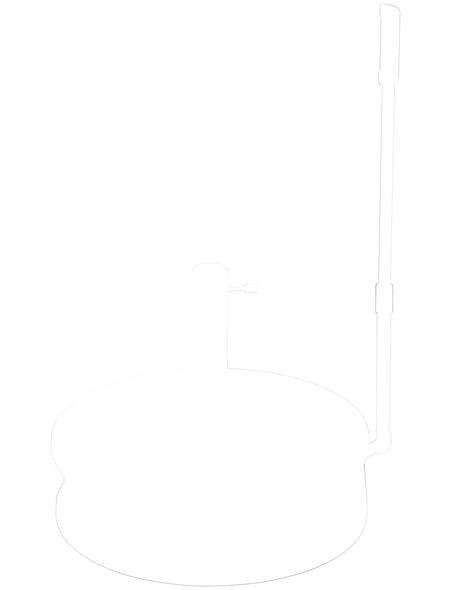 DOPPLER Granitsockel »Easy Move«, Granit, ØxH: 60 x 19 cm