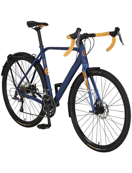 PROPHETE Gravel-Bike »Urbanicer 21.BTU.10«, 28 Zoll, 24-Gang, Unisex