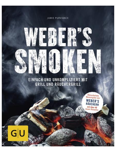 Grillbuch »Weber's Smoken«, Taschenbuch