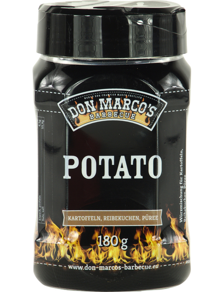 Don Marco´s Barbecue Grillgewürz, Potato, 180 g