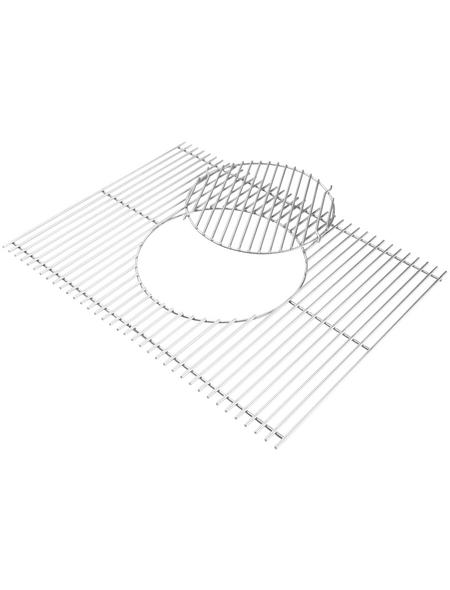 WEBER Grillrost »Gourmet BBQ System«, Edelstahl, BxH: 32,77 x 1,52 cm