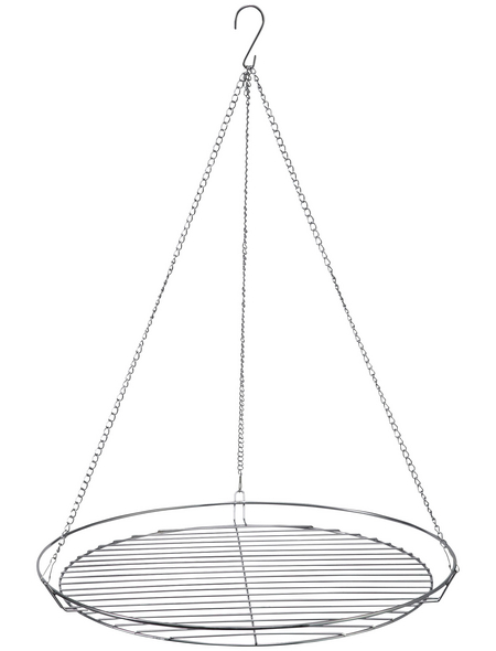 MR. GARDENER Grillrost, Stahl, Breite: 50 cm