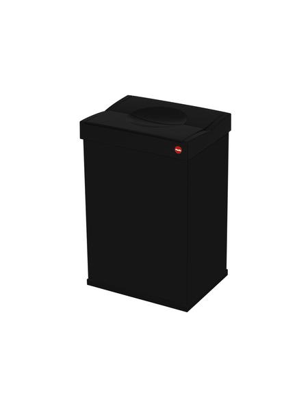 HAILO Großraum-Abfalleimer »Big-Box Swing L«, schwarz