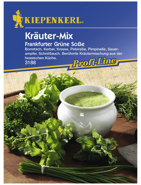 KIEPENKERL Grüne Soße officinalis Borago »Mix«
