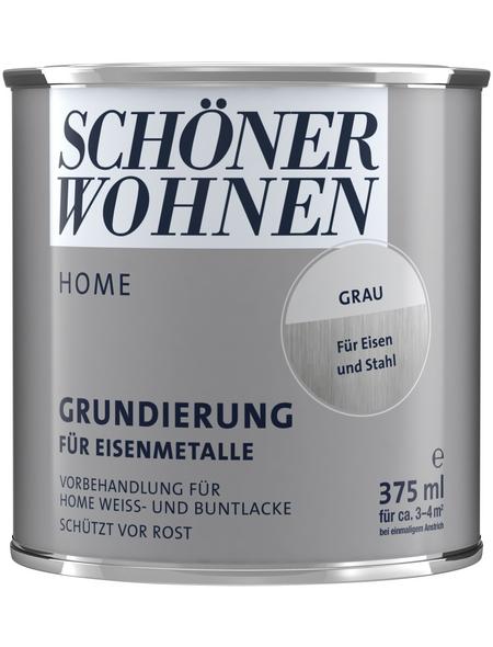 SCHÖNER WOHNEN Grundierung »Home für Eisenmetalle«, grau, matt