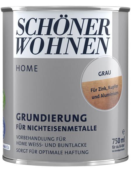 SCHÖNER WOHNEN Grundierung »Home für Nichteisenmetalle«, grau, matt