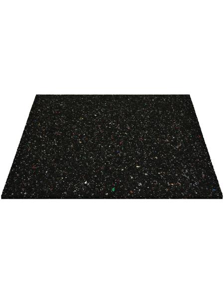 Gummimatte »Universal«, BxHxL: 60 x 1 x 60 cm