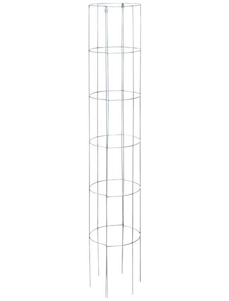 BELLISSA Gurkenturm, Höhe: 120 cm, Stahl