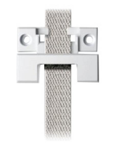 SCHELLENBERG Gurtführung »DUO Maxi/Mini«, weiß, geeignet für: Rollladen-System MINI und MAXI