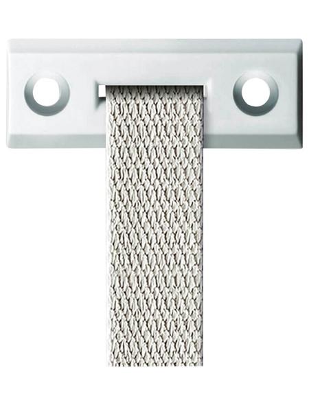 SCHELLENBERG Gurtführung »STANDARD«, weiß, geeignet für: Rollladen-System MINI und MAXI