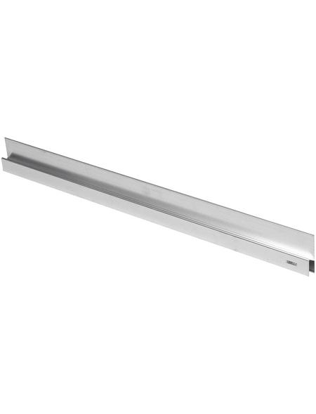 CONNEX H-Kartätsche, Länge: 200 cm, Aluminium