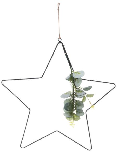 Koopmann Hängedeko, sternförmig, Höhe: 42 cm