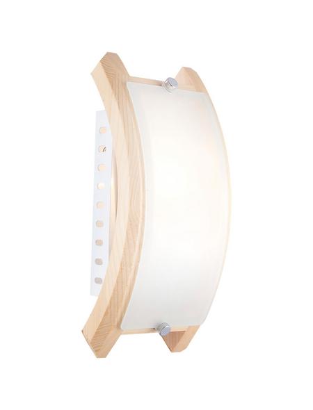 Hängeleuchte »ADMIRAL« braun 40 W, 1-flammig, E14, inkl. Leuchtmittel