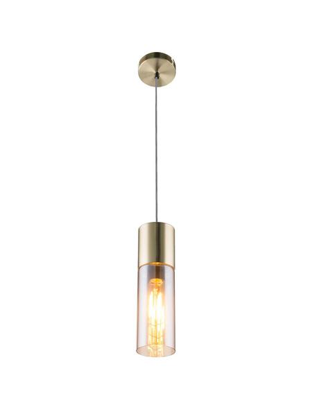 Hängeleuchte »ANNIKA« silberfarben 25 W, 1-flammig, E27, inkl. Leuchtmittel