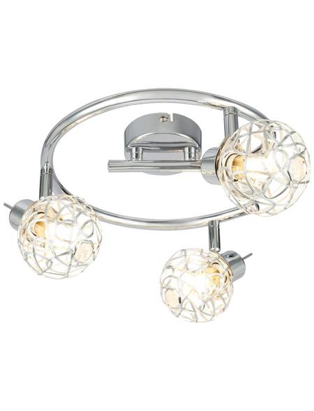 GLOBO LIGHTING Hängeleuchte »BOLT«, G9, inkl. Leuchtmittel in neutralweiß