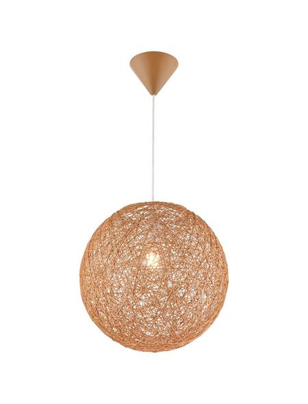 Hängeleuchte »COROPUNA« goldfarben 60 W, 1-flammig, E27, inkl. Leuchtmittel