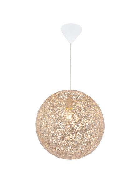Hängeleuchte »COROPUNA« weiß 60 W, 1-flammig, E27, ohne Leuchtmittel