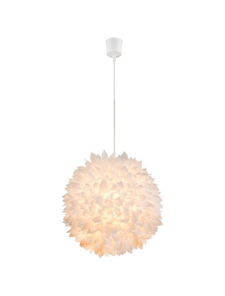 GLOBO LIGHTING Hängeleuchte »NALA« weiß, 60 W, E27, ohne Leuchtmittel