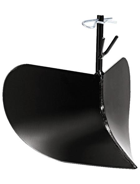 AL-KO Häufelpflug, Metall, schwarz