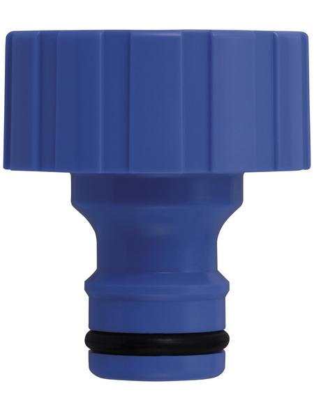 takagi Hahnstück »G070EX«, Länge: 4 cm, Kunststoff, blau