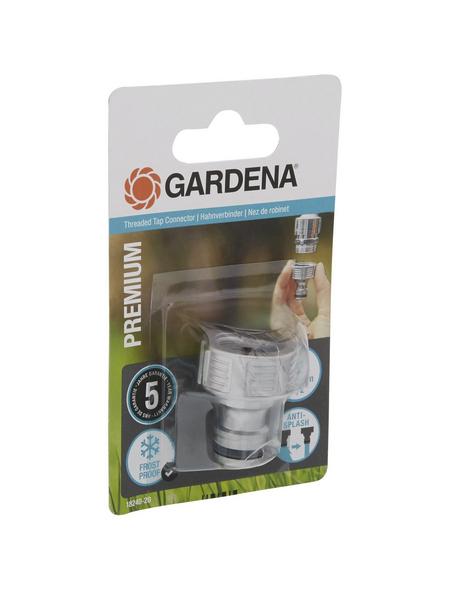 GARDENA Hahnverbinder »Premium«, Metall