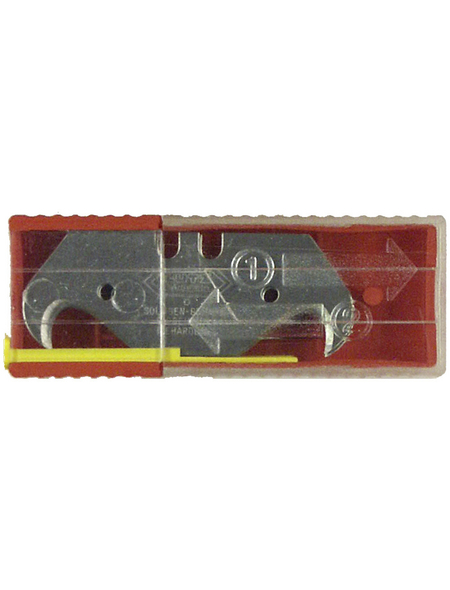 CONNEX Hakenklinge Metall 0,5 mm 5 St.