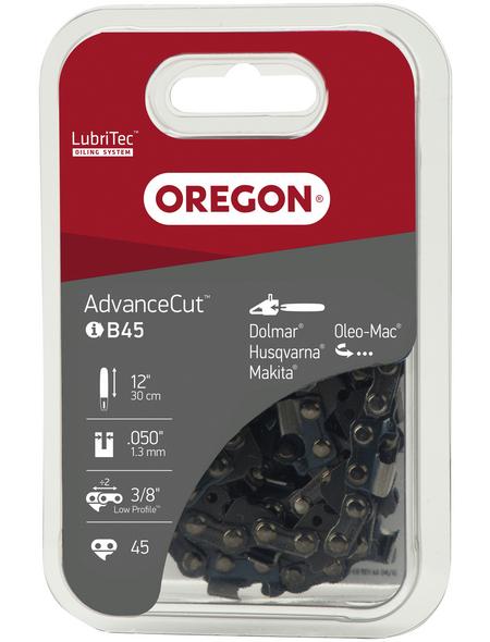 OREGON® Halbmeißelzahn-Ersatzkette, 45 TG, 300 mm