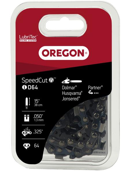 OREGON® Halbmeißelzahn-Ersatzkette, 64 TG, 380 mm