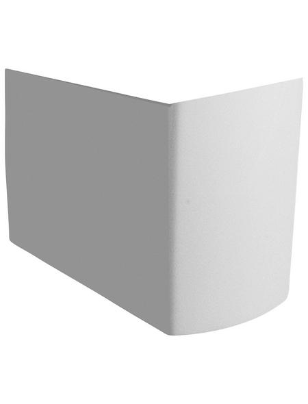 VILLEROY & BOCH Halbsäule »Sentique/Subway 2.0«, BxHxT: 17 x 32 x 28 cm, weiß