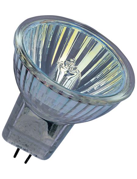 OSRAM Halogenreflektor, 20 W, GU4, 2800 K, warmweiß, 205 lm