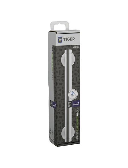 TIGER Haltegriff »Boston Comfort & Safety«, Höhe: 5,1 cm, silberfarben