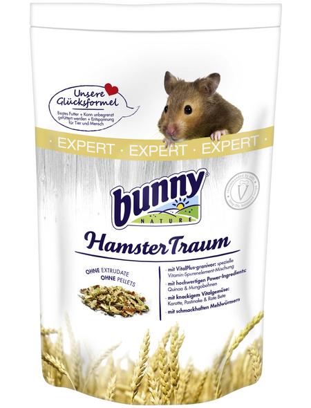 BUNNYNATURE Hamsterfutter »HamsterTraum Expert«, für Hamster