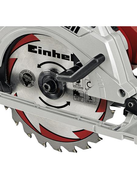 EINHELL Handkreissäge »TE-CS 165«, 230 V, 1200 W, Durchmesser Sägeblatt: 165 mm