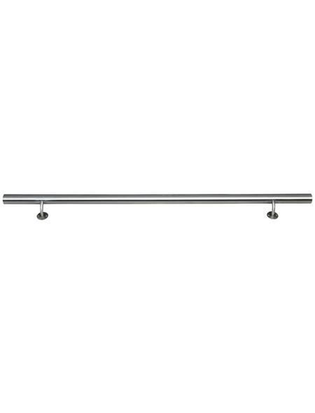 DIEDA Handlauf-Set »Kompakt«, Edelstahl, Länge: 120 cm