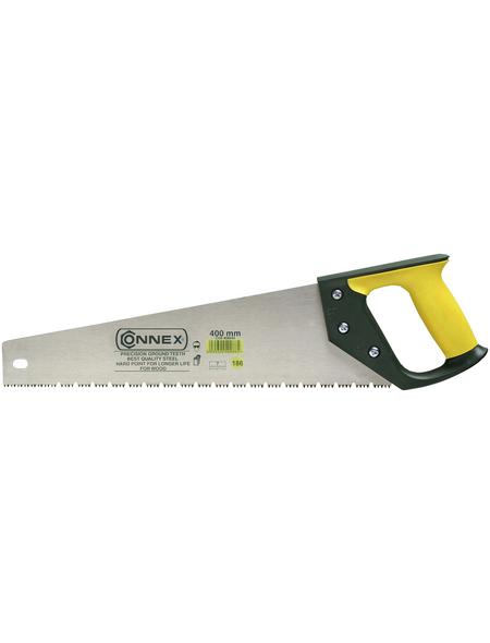 CONNEX Handsäge, Länge: 49,5 cm, Material Sägeblatt: Stahl