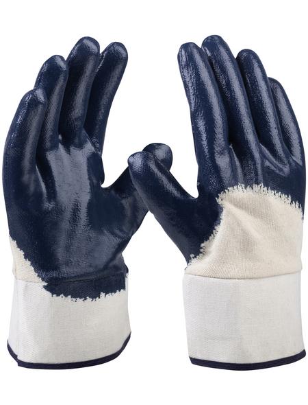 CONNEX Handschuh, blau, Nitrilbeschichtet