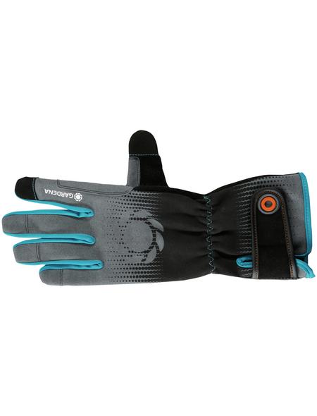 GARDENA Handschuh »L«, schwarz/grau