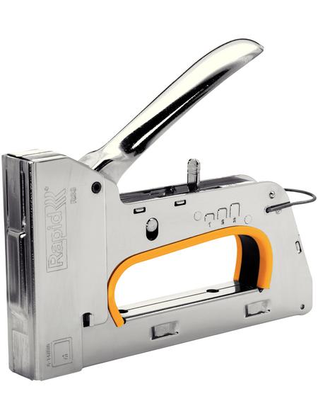 RAPID Handtacker, LxBxH: 18,4 x 3,4 x 14,8 cm, 14 mm