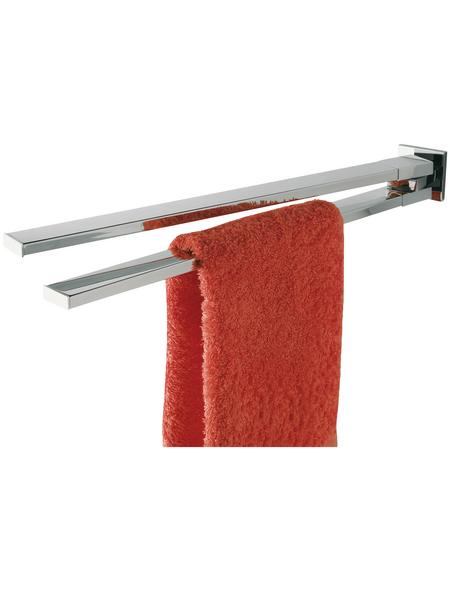 TIGER Handtuchhalter »Items«, BxHxT: 5 x 5 x 50,9 cm, chromfarben