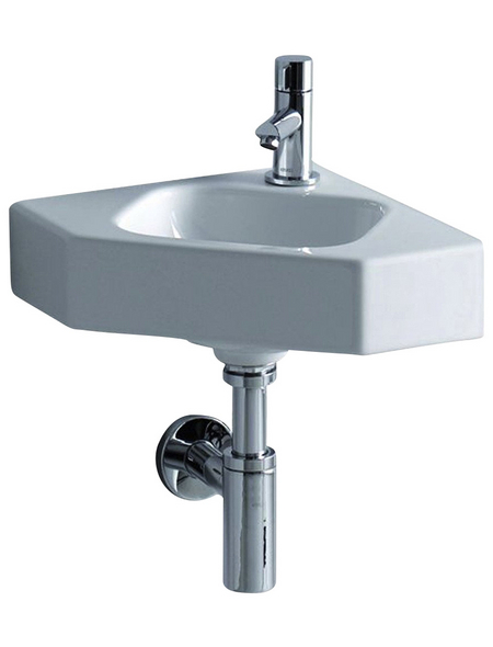 KERAMAG Handwaschbecken »iCon«, Breite: 46 cm, eckig
