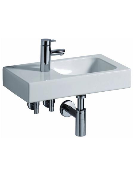 KERAMAG Handwaschbecken »iCon«, Breite: 53 cm, eckig