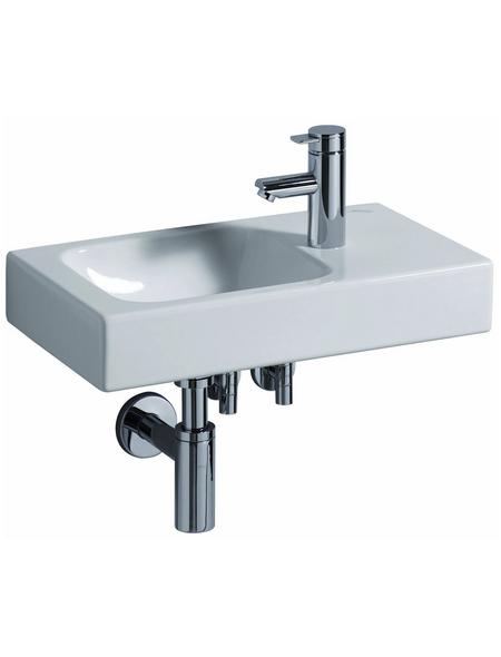 GEBERIT Handwaschbecken »iCon«, Breite: 53 cm, eckig
