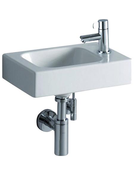 GEBERIT Handwaschbecken »iCon«, BxT: 38 x 28 cm, Keramik