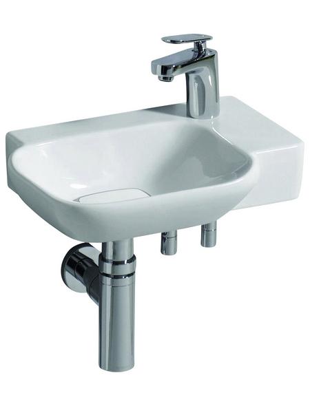 KERAMAG Handwaschbecken »myDay«, Breite: 40 cm, eckig, rund
