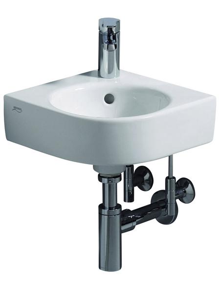 GEBERIT Handwaschbecken »Renova Compact«, Breite: 32 cm, dreieckig