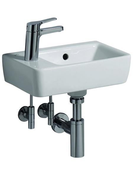 KERAMAG Handwaschbecken »Renova Compact«, Breite: 40 cm, eckig