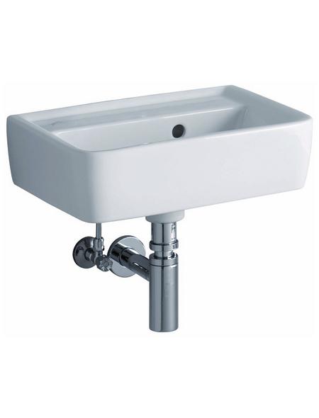 KERAMAG Handwaschbecken »Renova Plan«, Breite: 45 cm, eckig